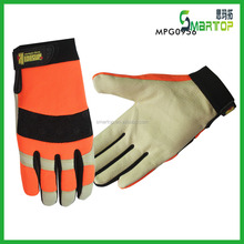 New products on china market cheap archery leather gloves