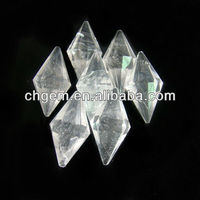 Nature semi-precious stone Crystal bipyramid Wholesale dealer