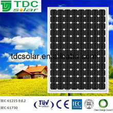 High efficiecy 255w Mono Solar Panel for sale PV module with TUV, IEC, CE, CEC certified