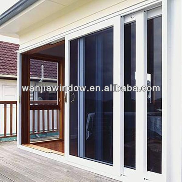 Sliding french doors for house main gate designs buy for Sliding door for main door
