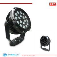 IP65 LED spot light for landscape by dynamic mono color accent light 15 - 90 degree