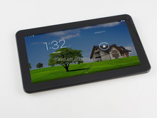 10inch MTK8127 Quad core 1024x600 1GB DDR 8GB or 16GB flash tablet pc with function of WiFi, GPS, Bluetooth, FM, no 3G