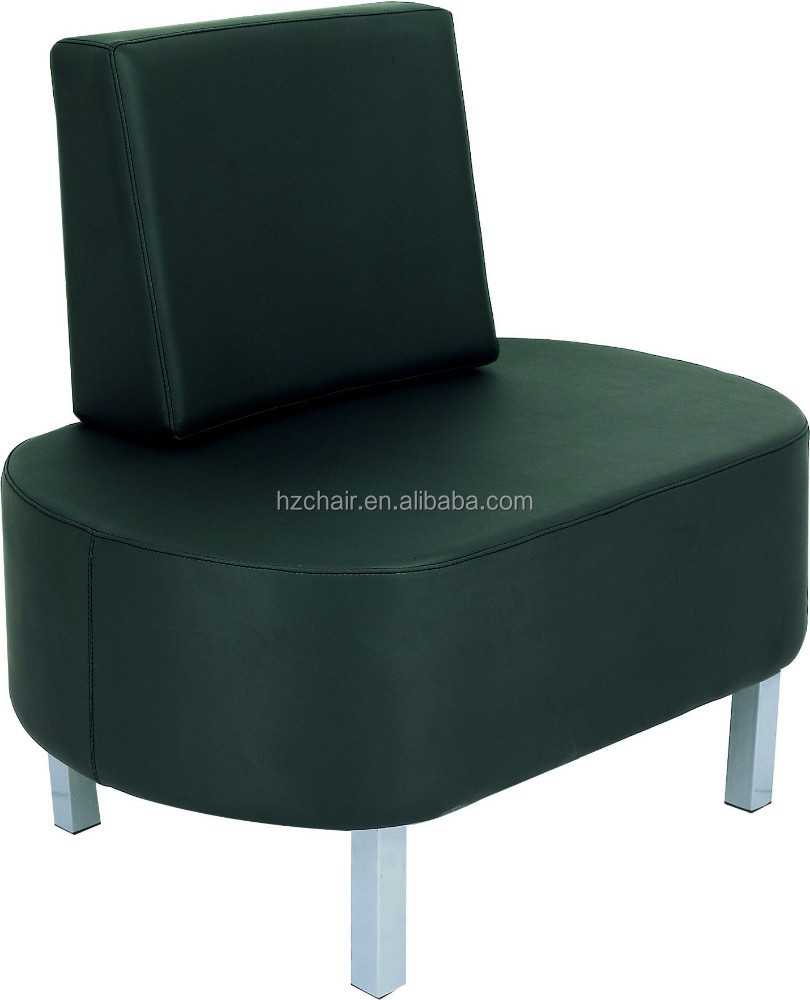 Salon reception chairs - 2015 Comfortable And Fashionable Black Reception Strong Chairs Strong