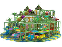 spiral business plan new launch fashionable indoor playground for home