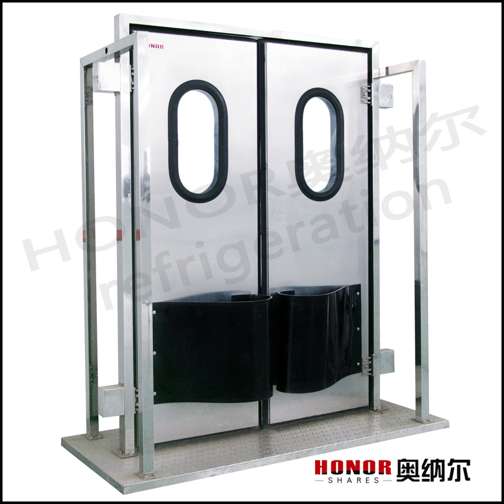 chase door for cold storage room