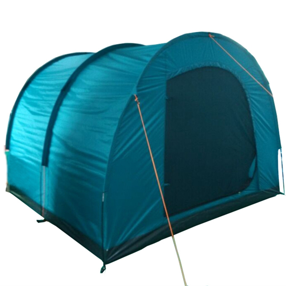 Outdoor family camping tunnel tent