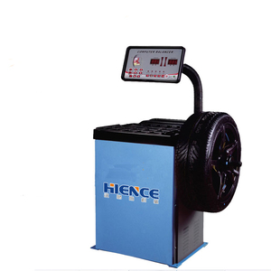 Automatic chinese mag alloy wheel balance machine wheel balancer suppliers WB130