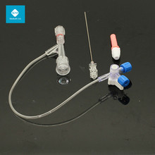 Medical Honor Disposable Hemostasis Y Connector Valve Set