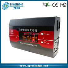 Yucoo manufacturer 12v automatic lead acid battery charger