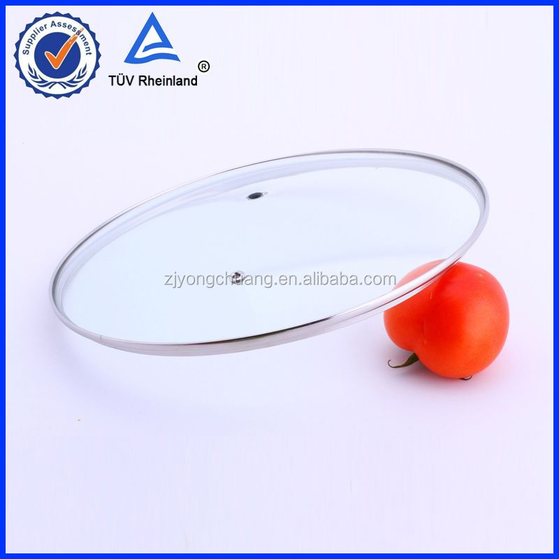 tempered cover glass lid with best quality