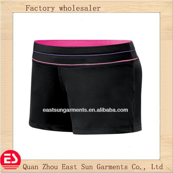 trendy fashionable sportswear running short
