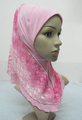 H308 beautiful small girl hijab,new style scarf hijab