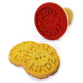 New Design Silicone Stamp silicone cookie stamper biscuit stamper