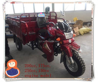 250cc China cheap three wheel motorcycle cargo tricycle