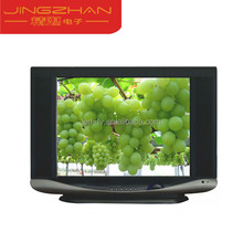 Hot sell 14-inch Color CRT TV Supports FM Radio/Logo Edit and Zoom Functions