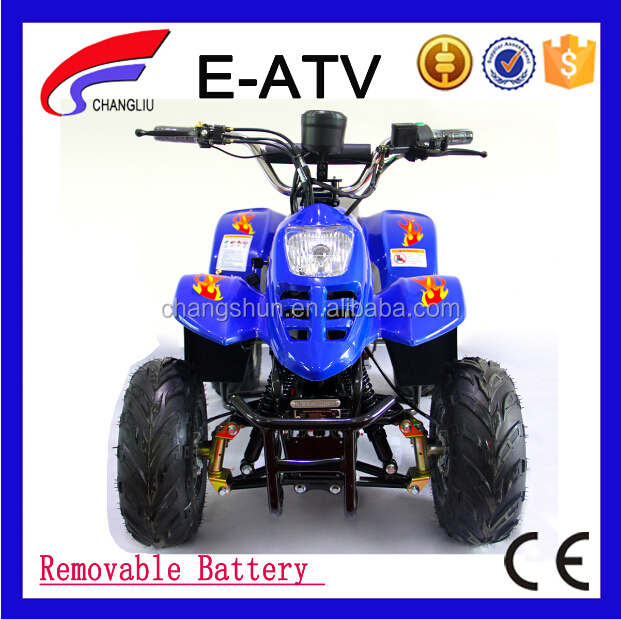 Hot Selling Electric ATV Quad Childrens Baby Buggy For Renting
