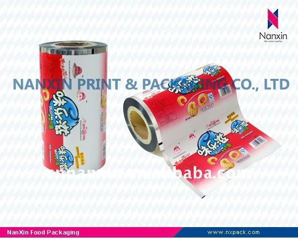 food packaging automatic packaging