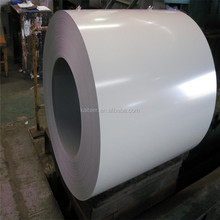 Hot dipped cold rolled coil ppgi colour Ral coated steel roll on sale