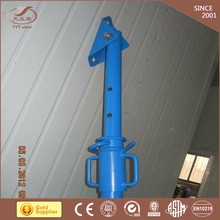 light weight swivel clamp simple structure simple erection adjustable nut