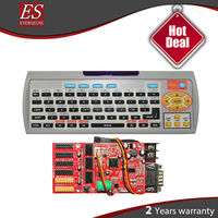 Remote LED Display Control Card with IR Keyboard