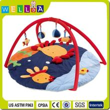 Hot sale educational crawing blankets kids play mat
