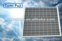 PV 50w photovoltaic polycrystalline solar panel with CE TUV certificates for home use