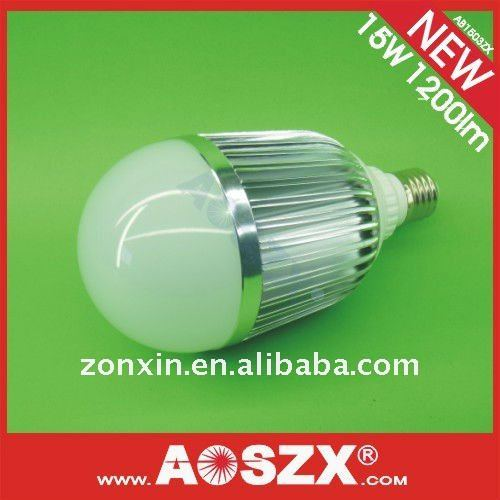 Ultra Bright! E27 b22 15W LED light Bulbs 220V 230V 1500LM LED Lamp 12V 24V + 48hours test 110V led bulb