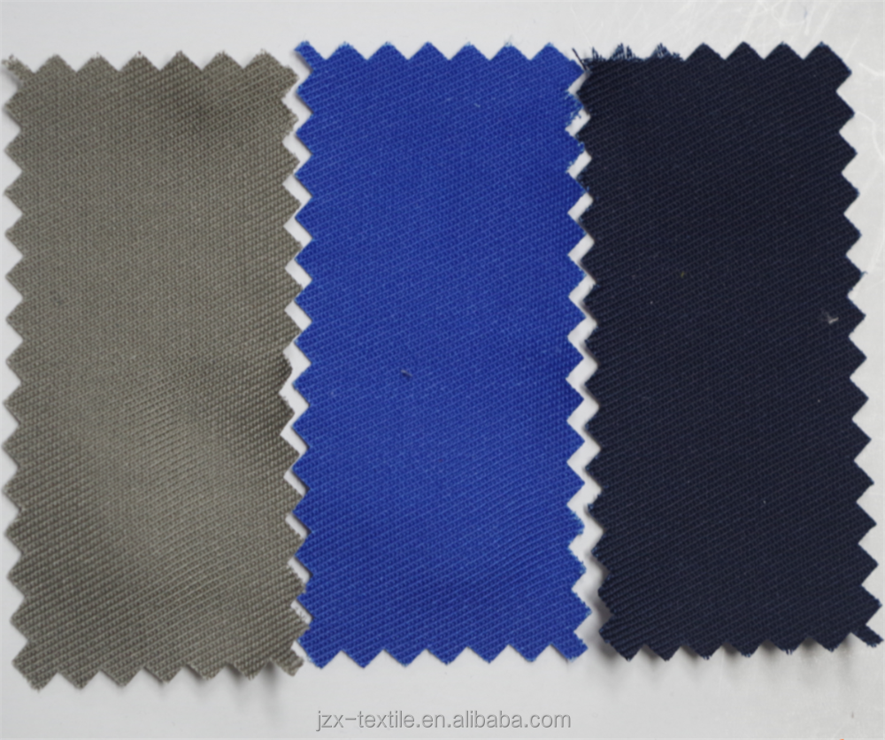 twill workwear uniform's 100% cotton woven fabric