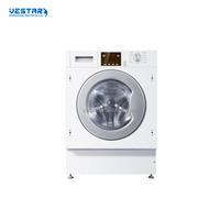 2018 VDG-F85322BS model Anti-foaming sensor commercial full automatic washing machine