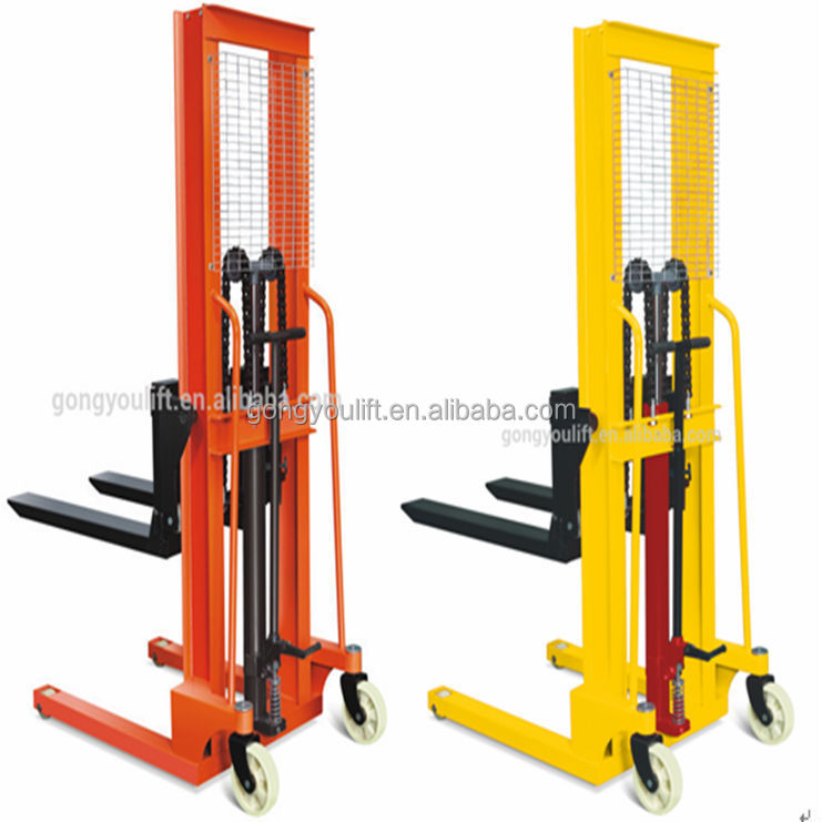 2016 NEW 1-3T price of forklift,hand stackers