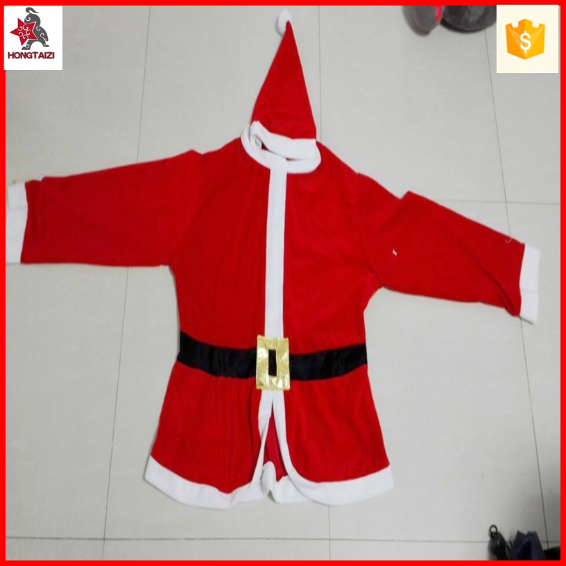 Cosplay Red Santa Christmas Costumes For Men