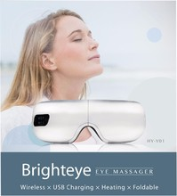 Display on Wholesale Premium Digital Music Heat Air Pressure Eye <strong>Massager</strong>