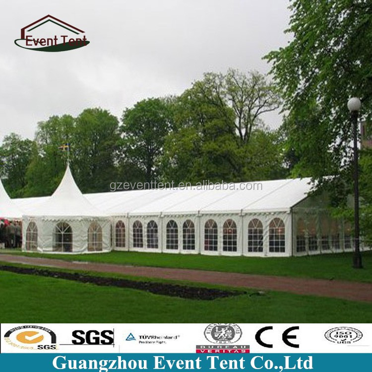 10*35m large tent 200people wedding marquee tent for outdoor big ceremony celebration festival event