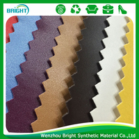 artificial leather material high quality pvc synthetic leather