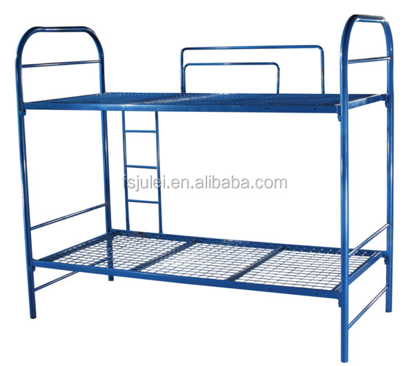 High Quality Dornitory Furniture Bunk Bed For Adult