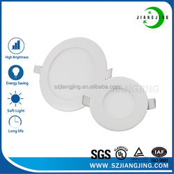New arrival high lumen 9w led light ceiling panels