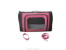 Pet Dog Puppy Best Selling Airline Approved Pet Carrier Pet Kennel