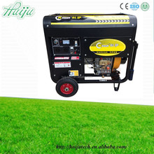 DC 12V silent small diesel generator 5KW