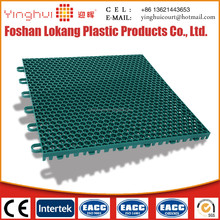 O-01 Plastic Portable Outdoor and Indoor Basketball Court Flooring