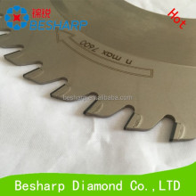 super abrasion resistance pcd cutter saw blade for chipboard