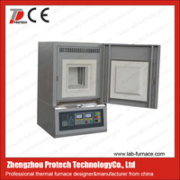 Laboratory used High Temperature 1100c muffle furnace with digital thermometer