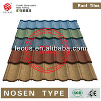 3-Colorful Stone Coated Metal Roof Shingles,Stone Coated Steel Roofing,Aluminum Zinc Steel Roof Tile
