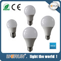Energy saving high lumen E14 base 3W 4.5W LED lighting bulb