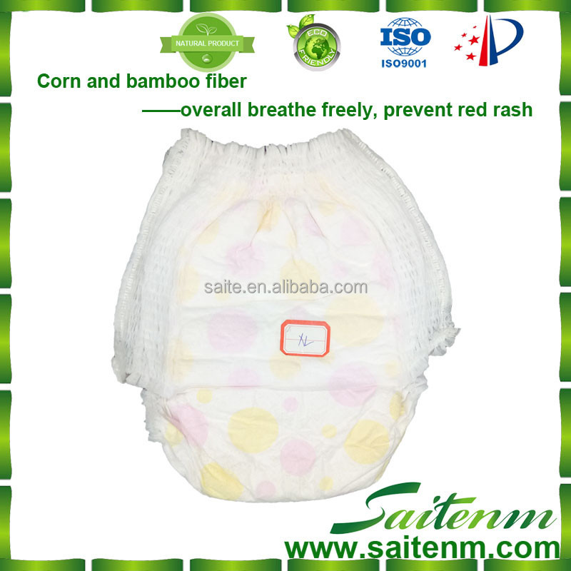 Super soft natural antimicrobial baby diaper magic dri with high quality