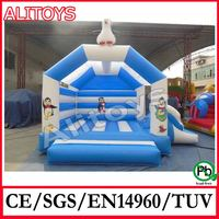 Mini Commercial Kids Jumping Combo Castles Inflatable