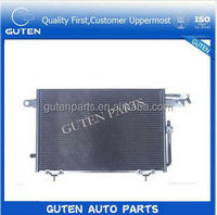 car ac condenser for auto condenser 124 condenser with OEM:1248300670