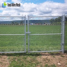 China supplier - high quality safety chain link fence with razor blade for sale