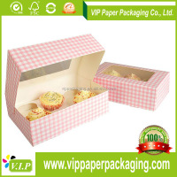 A4 Box empty mini cupcake boxes