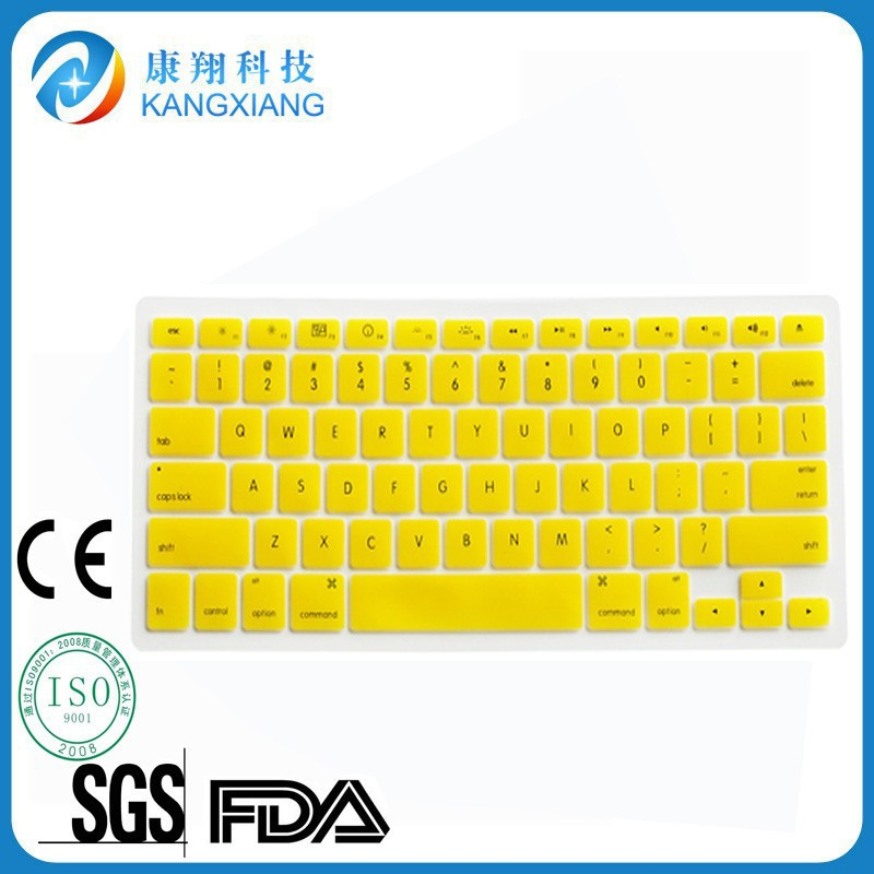 2015 New brand silicone laptop keypad protection cover