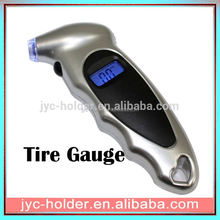 mini tyre pressure gauge , ALC108 , digital tire gauge keychain
